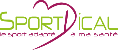 Logo Salle de sport adaptée santé - Spordical à Saint-Malo