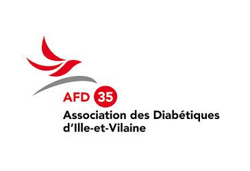 Association des diabétiques d'Ille-et-Vialine - Logo