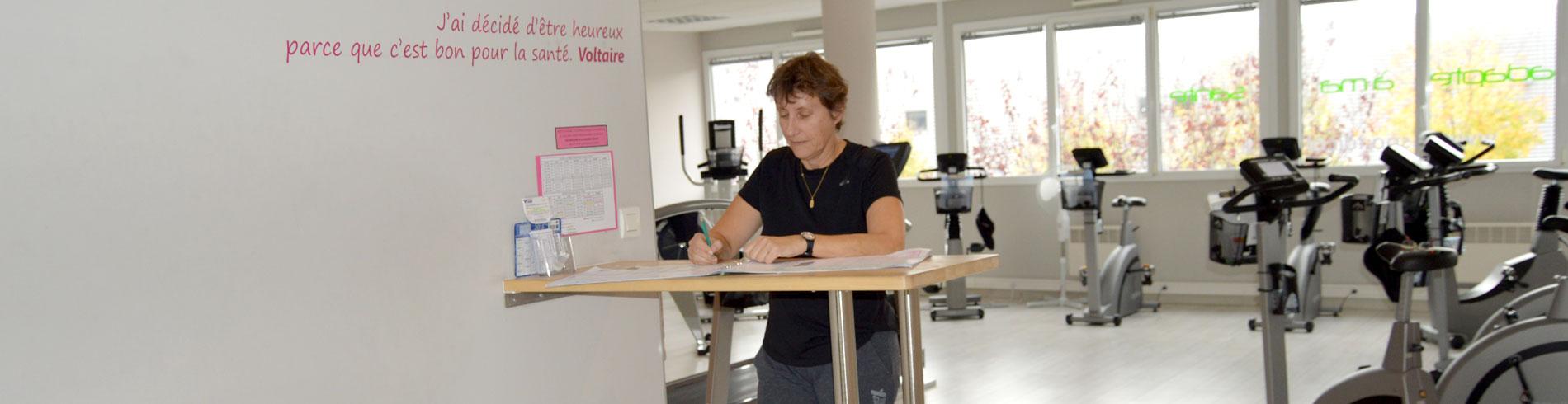 La salle SportDical est soutenue par des professionnels de santé à Saint-Malo